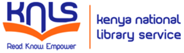 Kenya National Library service (knls)