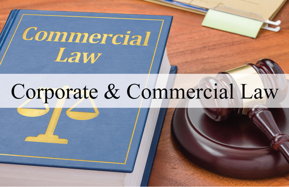 CORPORATE COMMERCIAL LAW